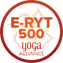 E-RYT 500 Yoga Alliance